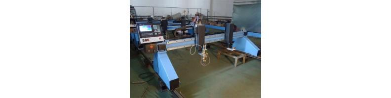 Автоматические системы термической резки металла с ЧПУ